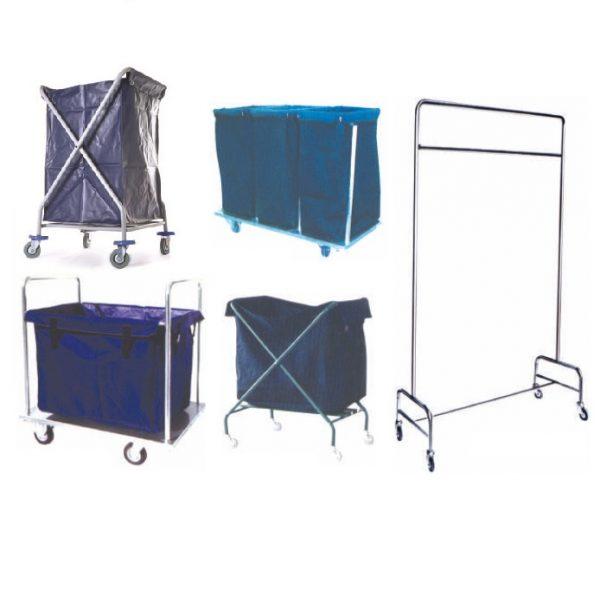 Linen-Trolley